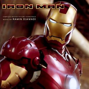 Iron Man (complete) - front