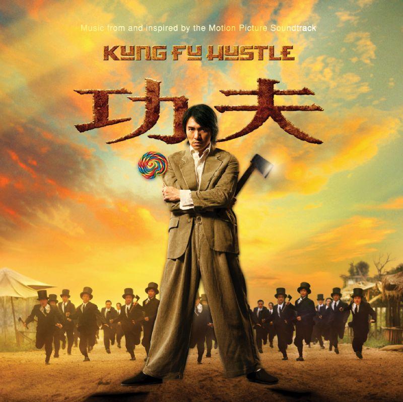 Film Action Terbaik - KUNG FU HUSTLE (2005)