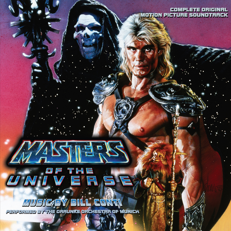 masters of the universe soundtrack alley