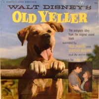 Old Yeller, A good dog.