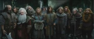 dwarves Aidan Turner