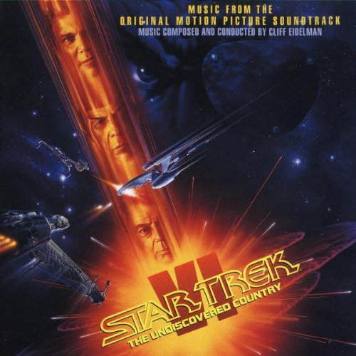 Star Trek Vi The Undiscovered Country Soundtrack Alley